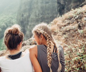 bff, outdoors, and nature image