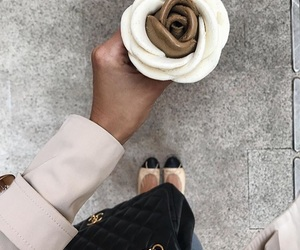 chanel and ice cream image