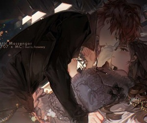 707, love, and mystic messenger image