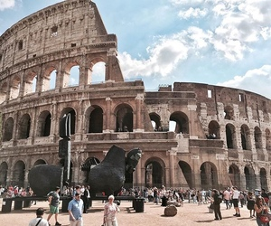architecture, city, and italy image