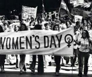 woman, women's day, and feminism image