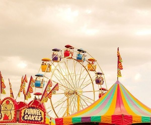 carnival, colorful, and colors image