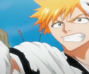 Ichigo, kurosaki-kun, and rukia image