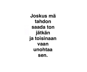 Lyrics, suomi, and suomeksi image