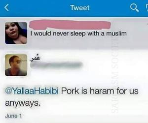 funny, muslim, and @ayesha_tariq001 image
