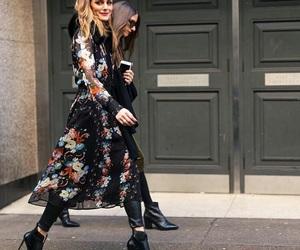 fashion week, olivia palermo, and street style image
