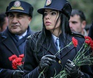 girl, azerbaijan, and azərbaycan image
