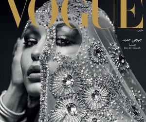 gigi hadid, model, and vogue image