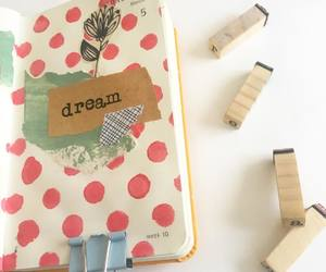 art, notebook, and creative image