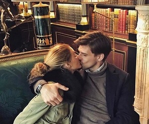 couple, couples, and olivia palermo image
