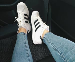 adidas, must have, and white image