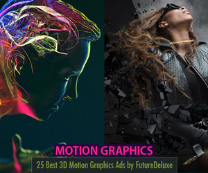 animation, motion graphics, and 3d graphics image