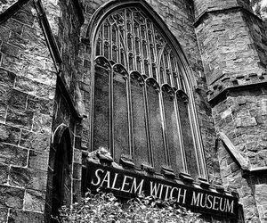 salem, witch, and museum image