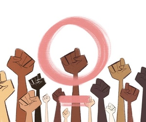 feminism, power, and women image