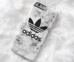 adidas and iphone image