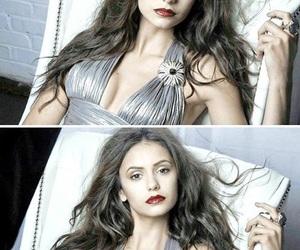 beauty, Nina Dobrev, and tvd image