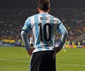 argentina, messi, and copa america image
