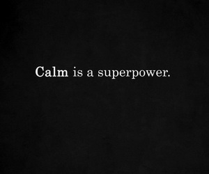 calm, introvert, and power image