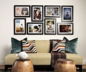 diy, home decor, and living room image