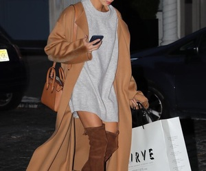 fashion, hailey baldwin, and outfit image
