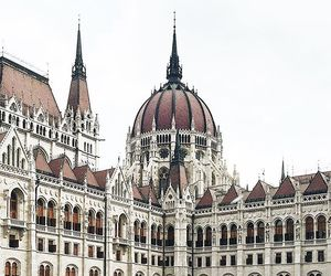 architecture, art, and budapest image