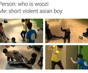 Seventeen, woozi, and 17 image