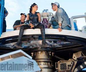 Marvel, taika waititi, and tessa thompson image