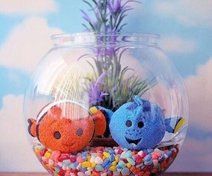 disney, stuffies, and dory image