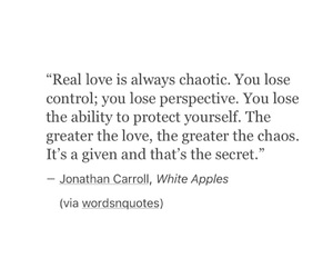 control, quotes, and real love image