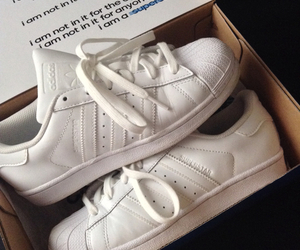 adidas, white, and fashion image