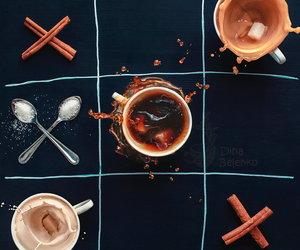 coffee, photography, and sugar image