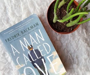 fredrik backman, book, and a man called ove image