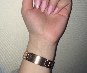 color, nail, and nail salon image