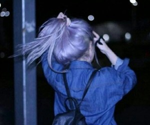 grunge, hair, and aesthetic image