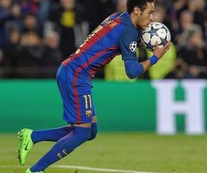 Barca, neymar, and forca image