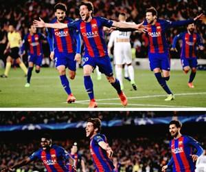 Barcelona, champions league, and barcelona fc image