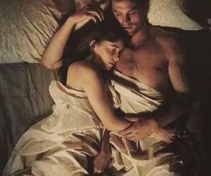 gif, Jamie Dornan, and dakota johnson image