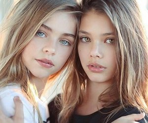 girl and model image