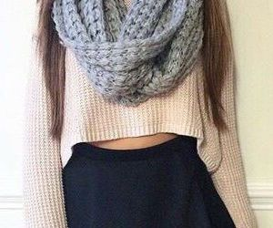 outfit, fashion, and autumn image
