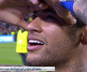 match, neymar, and champions league image
