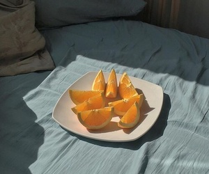 orange, fruit, and aesthetic image