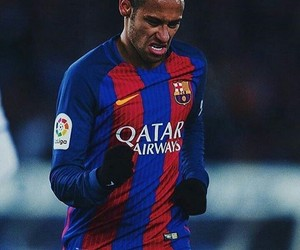 Barca, goal, and neymar jr image