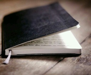 book, notebook, and diary image
