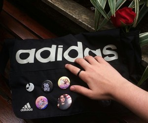 adidas, heart, and tumblr image