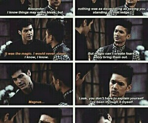 magnus, love, and Relationship image