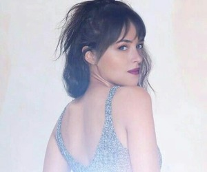dakota johnson, fifty shades darker, and anastasia steele image