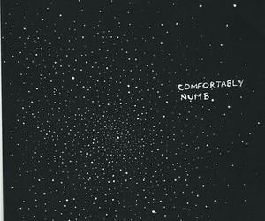 stars, NUMB, and Pink Floyd image