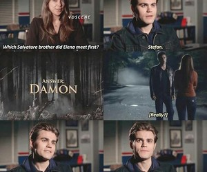 funny, the vampire diaries, and paul wesley image