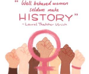 change, feminism, and feminist image