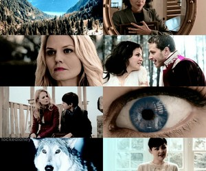 once upon a time, season 1, and ️ouat image